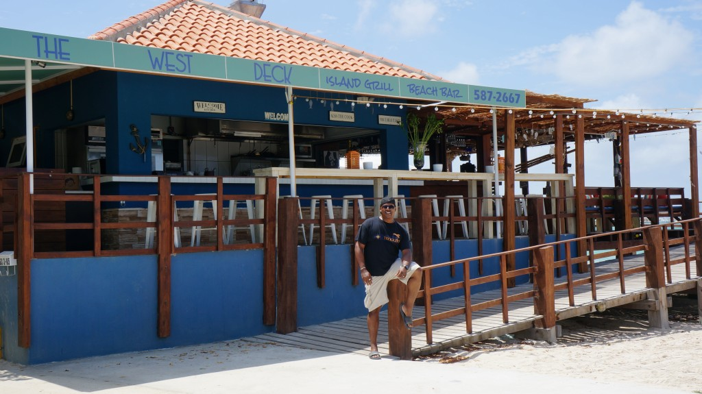 The West Deck, Oranjestad Aruba