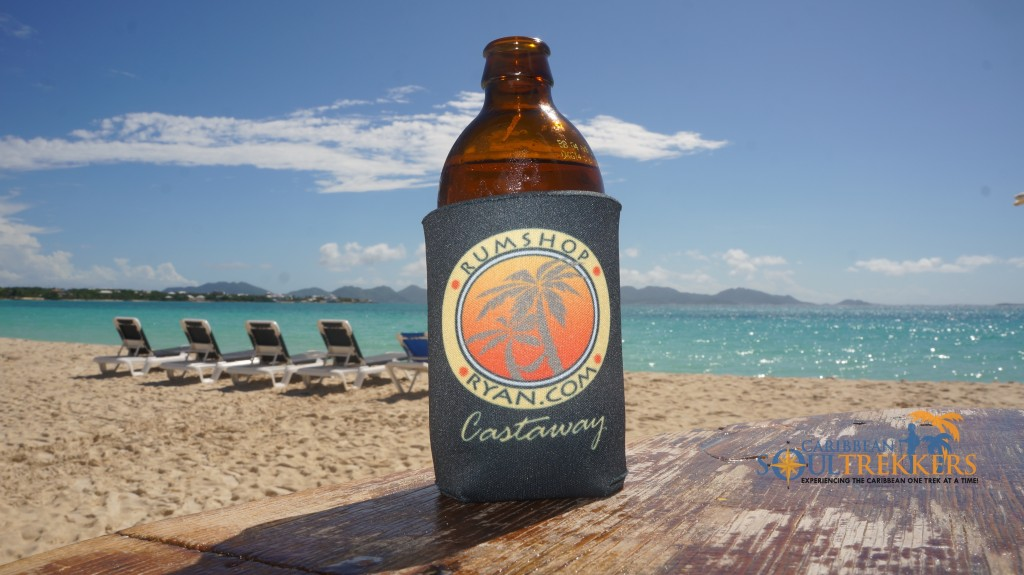 Nothing better than a cold beer on a breathtaking beach