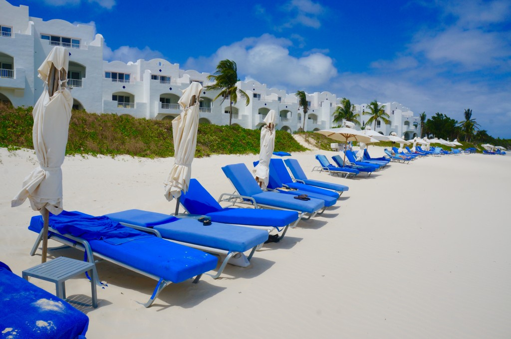 Rendezvous Beach at CuisinArt Resort and Spa