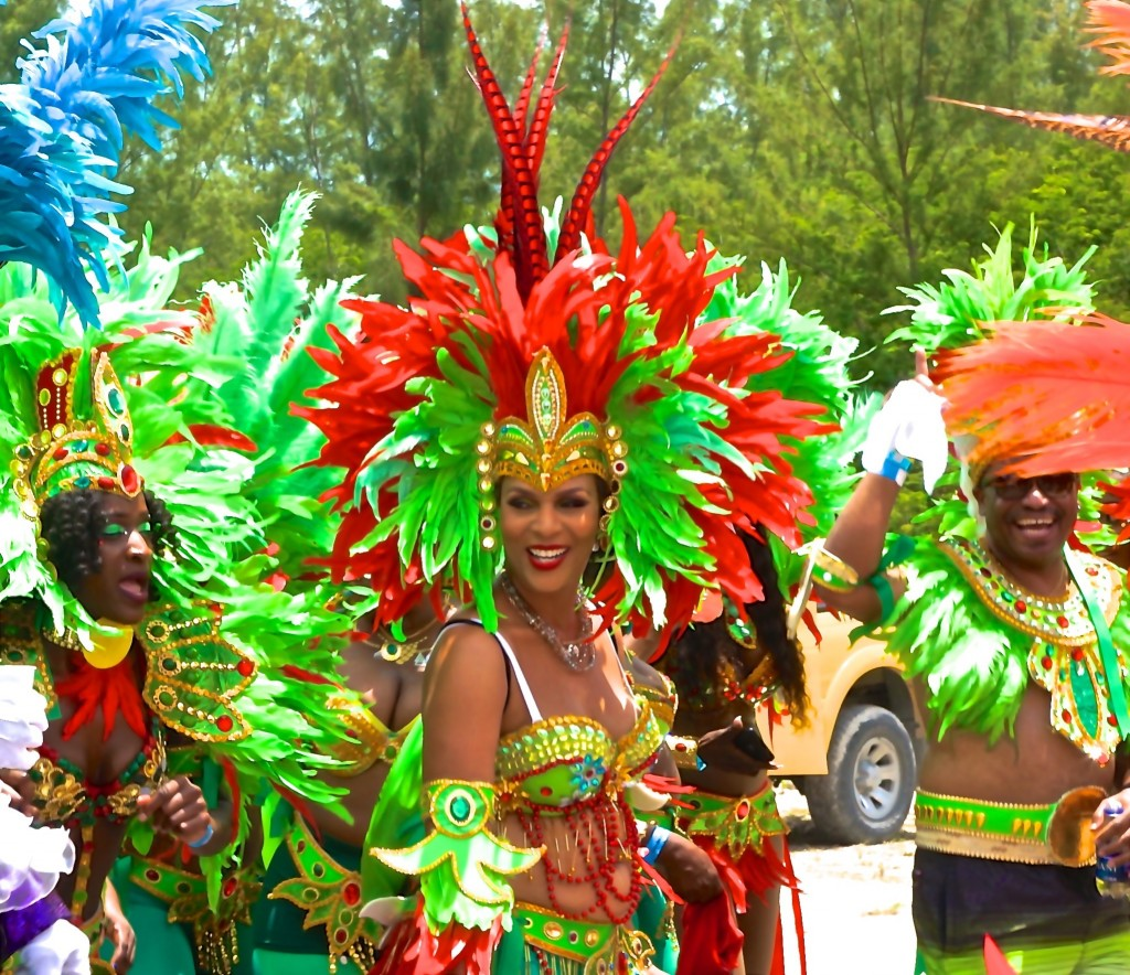 Capturing the vibrant beauty of Bahamas Carnival 2015